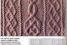 Schemi maglia aran