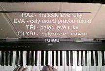 Klavír - vše o hudbě a notách