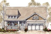 House Plans 1100-1199 sq. ft. / by Kaye Weber