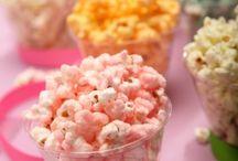 snacks / by Courtney Heywood
