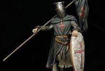 Soldados templarios