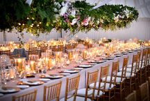 Wedding Reception Tables and Theme