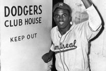 Jackie Robinson / by Mary Stovall