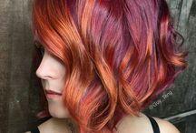 Copper / Red colour