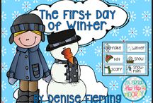 First Day of Winter...December 21st!
