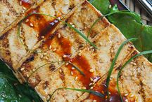 Main Dish Tofu Recipes / Looking for dinner ideas? This board contains tofu recipes that will be a perfect addition to your dinner table!  Be sure to use your EZ Tofu Press during your dinner prep!   / by EZ Tofu Press