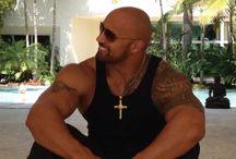 Dwayne Johnson aka The Rock!!!!