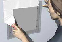 Plasterboard Repair