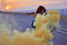 Fumigène Photo