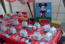 Mickey Mouse Clubhouse theme parties