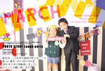 カワイイ&オシャレ入園写真♡byラフパーティー