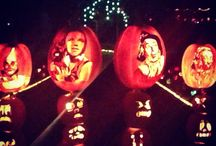 The Rise Of The Jack O'Lanterns / Over 5,000 professionally carved pumpkins at Descanso Gardens until Nov. 2