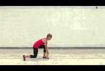 at home workouts / by Shayna Coldivar