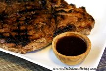 Recipes for sauces, seasonings and dressing / by Jenn Cox