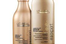 Gamme Absolut Repair L'oréal pro