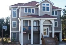 New 2015 Vacation Rental Homes / The perfect vacation NC beach home for your 2015 family vacation awaits! The Outer Banks vacation rentals featured here are all new to the Sun Realty program.