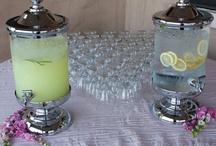 Wedding - buffet & drink & food