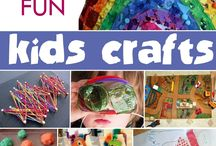Arts & crafts for kids / by Joy Crockett