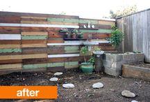 Garden - Fences