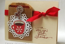 gift card holder ideas / by carol ulery