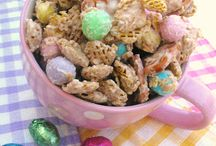 Easter Recipes / by Marcy Bishir