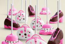 Mothers Day Cake Pops / Mothers Day Cake Pops
