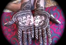 mendhi pictures photo plate