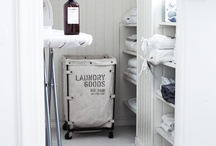 LAUNDRY / Home decoration