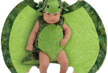 Infant and Toddler Costumes For Halloween