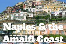 Napoli, Amalfi Coast ☀️
