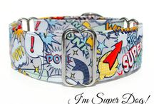 Collars, Leashes, and Tags, oh my! / Dog collar shopaholics corner