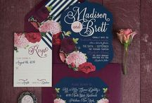•Wedding Invites•