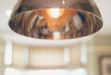 Glow / British made interior pendant and wall lighting.
