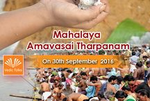 "Amavasai Tharpanam / The word Tharpanam stands for ""The offering that satisfies."" Thus carrying out this Tharpanam on Amavasya satisfies your ancestors and brings their blessings for leading a successful life."