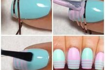 Diseños fáciles de uñas