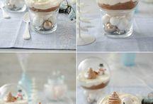 Dessert de noel