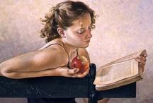 czytanie - portret