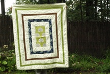 My Quilts / Quilts handmade by me. Available at www.brandeye.etsy.com