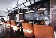 Restaurant Interior / Restaurant interior design ideas