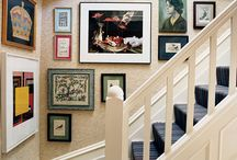 stairways / by Angie Helm Interiors