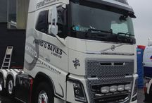 Peak Truck Show / Here are some of the vehicles who enjoyed Peak Truck Show at Uttoxeter at the weekend