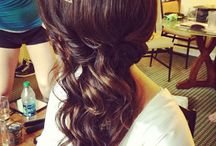 Prom hairstyles / by Dana Andrews