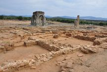 EXTREMADURA - 5 Rutas de Turismo Arqueológico y Cultural / Rutas de Turismo Arqueológico y Cultural