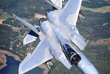 Légi és földi harci eszközök
