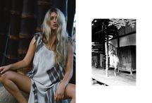 Loungewear / Celeste Tesoriero loungewear Luxe Linen ethically made Australian Fashion