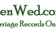 Marriage Records - ALL States - Genealogy Research / Marriage records
