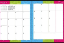 15 Month Planner with Hijri Dates