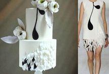 ruha és torta
