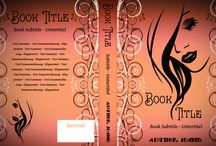 Buchcover & andere Designs von mir / Buchcover & andere Designs, die ich erstellt habe. Bei Interesse: https://supr.com/charmingdesigns  Book cover & other designs by me. Most of them are premades. If you are interested in one of them or would like an individual design, feel free to contact me: design@bettyschmidt.de