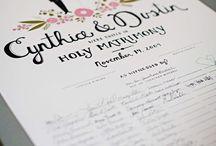 my wedding! / by Natalie Nicole